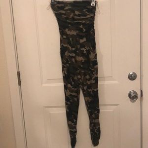 Military jump suit